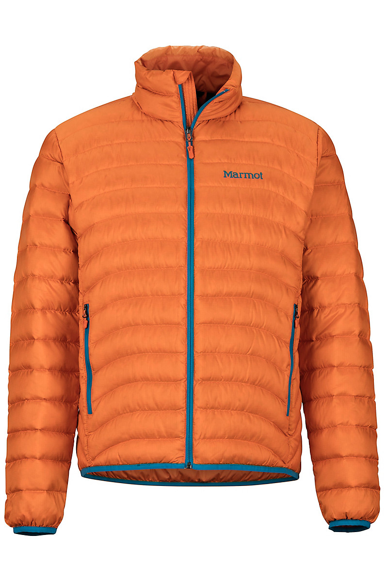 Marmot Men's Tullus Jacket (Mandarin Orange)