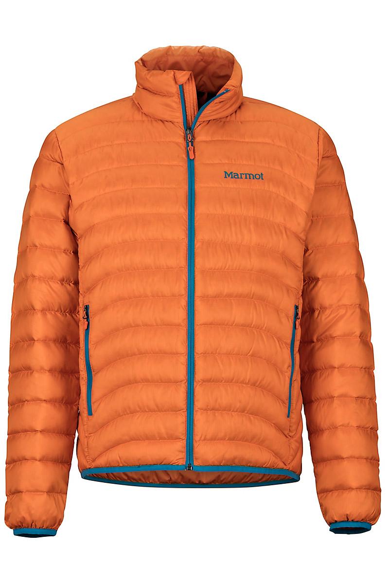 Marmot Men's Tullus Jacket (Mandarin Orange)