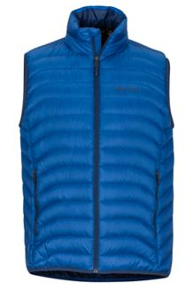Tullus Vest, Dark Cerulean, medium