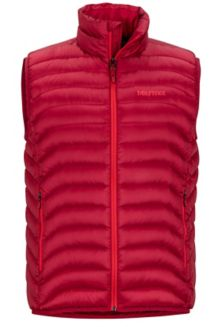 Tullus Vest, Sienna Red, medium