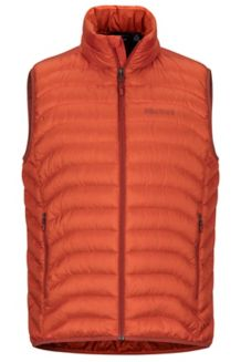Tullus Vest, Orange Haze, medium