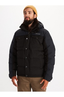 Men's Fordham Jacket, Black, medium
