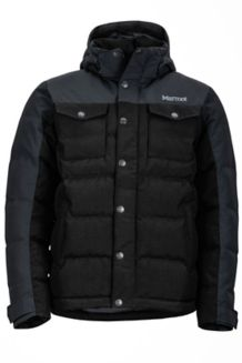 Fordham Jacket, Black, medium