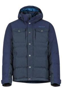 Fordham Jacket, Arctic Navy/Vintage Navy, medium