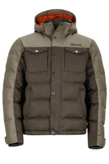 Fordham Jacket, Deep Olive, medium