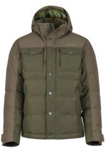 Fordham Jacket, Bomber Green/Forest Night, medium