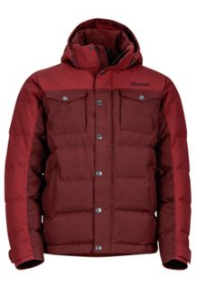 Fordham Jacket, Port, medium