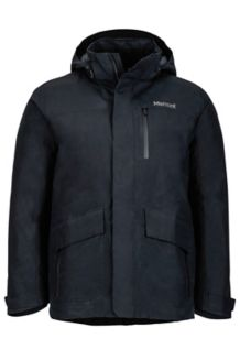 Yorktown Featherless Jacket, Black, medium
