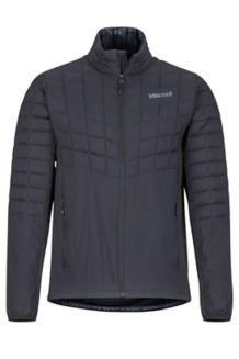 Featherless Hybrid Jacket, Black, medium