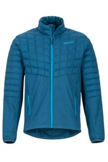 Featherless Hybrid Jacket, Denim, medium