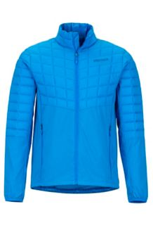 Featherless Hybrid Jacket, Clear Blue, medium