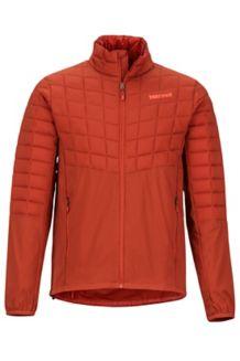 Featherless Hybrid Jacket, Dark Rust, medium