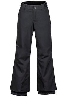 Boy's Vertical Pant, Black, medium