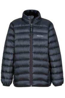 Boy's Tullus Jacket, Black, medium