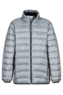 Boy's Tullus Jacket, Grey Storm, medium
