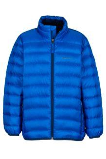 Boy's Tullus Jacket, True Blue, medium