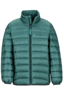 Boy's Tullus Jacket, Mallard Green, medium