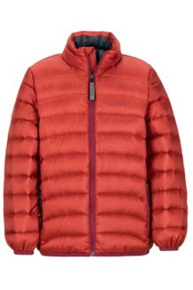 Boy's Tullus Jacket, Auburn, medium