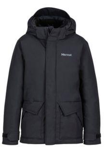 Boy's Colossus Jacket, Black, medium
