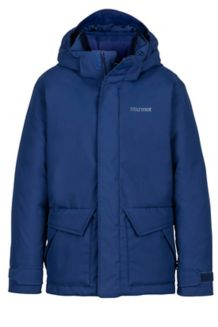 Boy's Colossus Jacket, Arctic Navy, medium