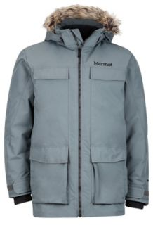 Telford Jacket, Cinder, medium