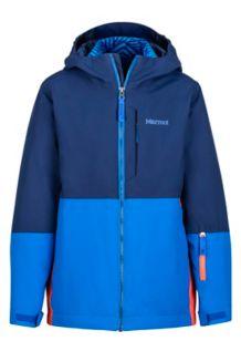 Boy's Panorama Jacket, Arctic Navy/True Blue, medium