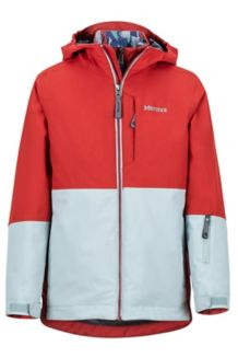 Boy's Panorama Jacket, Auburn/Cave, medium