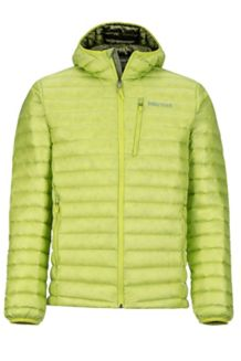 Quasar Nova Hoody, Bright Lime, medium