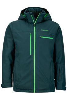 Corkscrew Featherless Jacket, Dark Spruce, medium