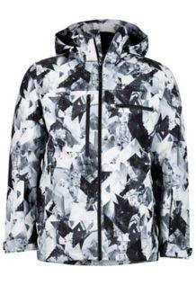 Corkscrew Featherless Jacket, Black Glacier, medium