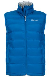 Alassian Featherless Vest, Dark Cerulean, medium