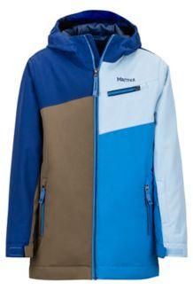 Boy's Thunder Jacket, Cavern/Nightfall, medium
