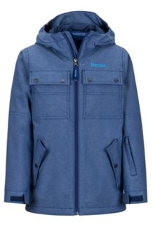 Boy's Bronx Jacket, Nightfall, medium