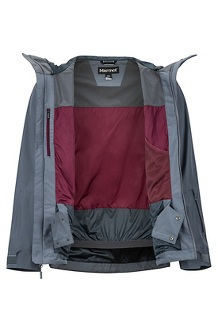 Men's Lightray Jacket, Steel Onyx, medium