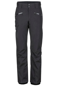 Men's Lightray Pants, Black, medium