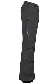 Men's Doubletuck Pants - Short, Black, medium