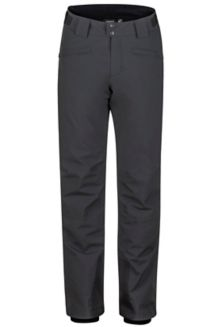 Doubletuck Pants, Black, medium