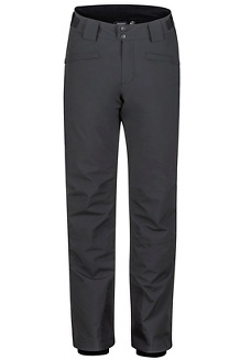 Men's Doubletuck Pants, Black, medium