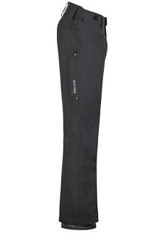 Men's Doubletuck Shell Pants - Short, Black, medium