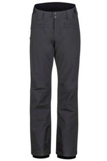 Doubletuck Shell Pant Short, Black, medium