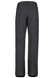 Men's Doubletuck Shell Pants, Black, medium