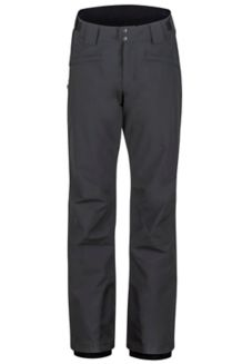 Doubletuck Shell Pants, Black, medium