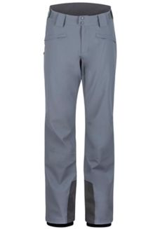 Doubletuck Shell Pants, Steel Onyx, medium