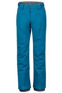 Men's Doubletuck Shell Pants, Moroccan Blue, medium