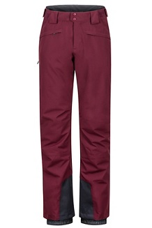 Men's Doubletuck Shell Pants, Fig, medium