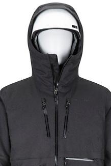 Men's Schussing Featherless Jacket, Black, medium