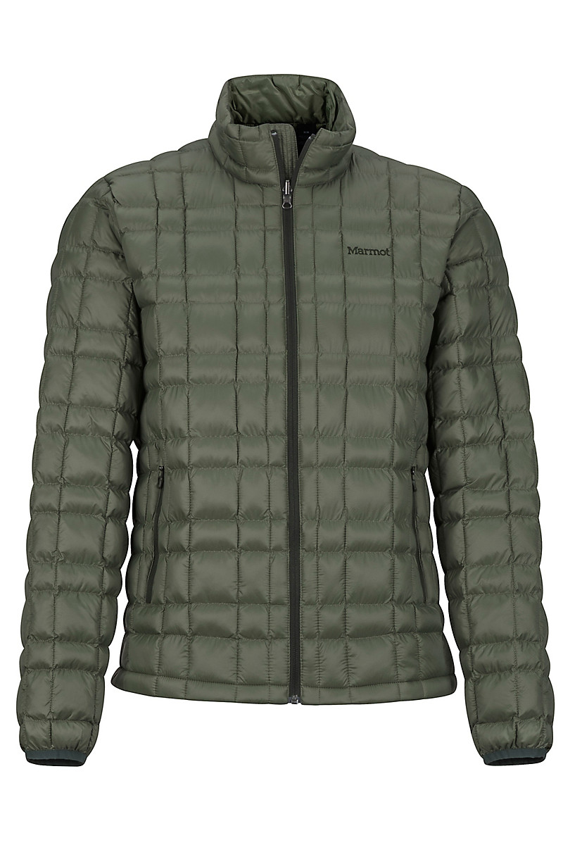 Featherless Jacket Green Top Bomber Large