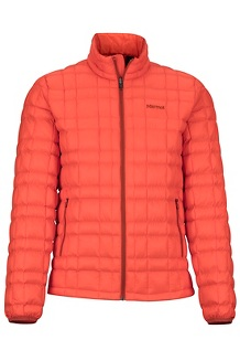 Featherless Jacket, Mars Orange, medium