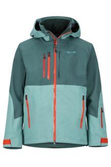 BL Pro Jacket, Blue Agave/Mallard Green, medium