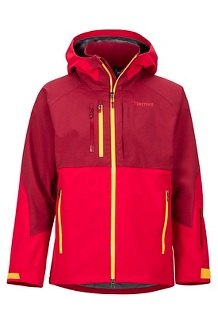 Men's BL Pro Jacket, Team Red/Brick, medium